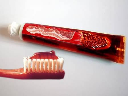 bacontoothpaste